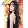 Wholesale charming human hair full lace wig for fashion ladies