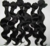 Wholesale high quality malaysian hair weft,accept paypal