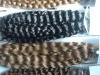 Wholesale highest quality indian remy human hair extension