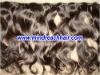 Wholesale original top quality remy virgin Indian human hair,accept paypal