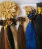 Wholesale price Indian Remy nail tip or U-tip hair extension