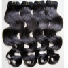 Wholesale price peruvian hair weaving