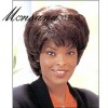 Wholesale short kinky curl human hair full lace wig for black ladies