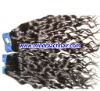 "Wholesale top quality 16"" 1b# loose wave 100% virgin Brazilian hair,accept paypal"