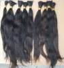 Wholesale top quality Chinese remy hair bulk for retailer, accept paypal escrow