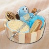 Wooden Spa Bath Set  (BLY 8556)