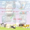 World baby favorite diapers with 360 degree leak-guard sheet