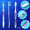 (Z810) OEM service tongue cleaner soft bristle adult toothbrush