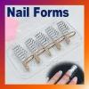 aluminum nail form guide