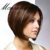beautiful and charming regular wave synthetic wigs for fashion ladies