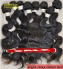 black hair body wave virgin indian hair weave