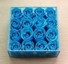 blue rose soap