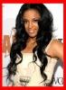 body wave black color human hair wig