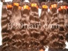 body wave texture virgin hair extension natural color in stock