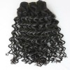 brazilian hair weft deep curl for black woman