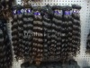 brazilian hair weft virgin,can easy to change color and ironed yourself