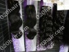 brazilian remy hair weave,body wave&curly