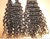 brazilian virgin remy italian wave human hair extension/weave