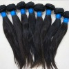 brazilian vrigin non-processed hair weave,silky straight wave