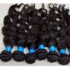 brazilian wavy human hair virgin hair can be dyed light color