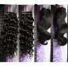 "bresilienne curly hair length from 12""-24"" color1b# in stock"