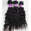 brown malaysian deep wave hair extension in stock