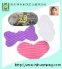 butterfly style velcro soft  hair clips for women