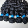 cambodian hair weft natural virgin hair weave/extension