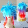cheap colorful cosplay wigs for party