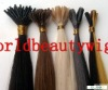 chinese human remy hair pre-bonded hair extension