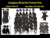 chinese human virgin remy hair weaving,hair extension,straight  wave
