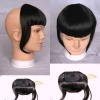 clip-in fringe/bangs/human hair extension/wig/remi hair/hairdressing