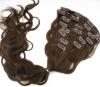 clip in hair extension; 100%human hair  high quality