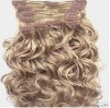 "clips in human hair extensions 20"" body wave"