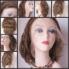 clor #8 14inches full lace wig