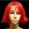 coll Medium Red Cosplay Wig