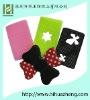 colorful  nylon velcro hair clips for women