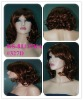comfort synthetic lace wig,synthetic wig, hair wig