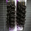 deep wave brazilian extension hair weft human hair