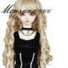deep wave doll/toy special use chaep synthetic long wig