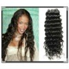 deep wave hair weaving natural black hair weave extension