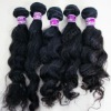 """deep wave pure malaysian human hair wefts 20"""" for sale"""