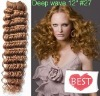 deep wave synthetic hair extension
