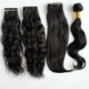 difference texture brazilian human hair extensions remy hair weft