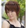 elegant regular wave wigs for fashion ladies