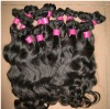 factory wholesale peruvian remy hair weft