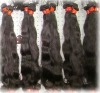 factory wholesale price human hair weaves extension