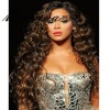 fashion and hotselling Indian remy hair long charming full lace human hair wig for African American market/black women's wigs