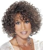 fashion and very short synthetic full lace wig