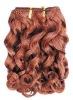fashion european  human hair weft/top quality water wave cheap hair